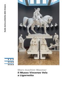 Il Museo Vincenzo Vela a Ligornetto