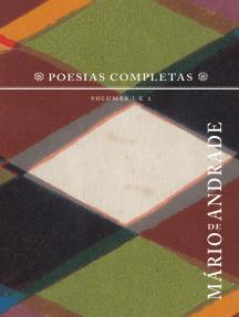 Box Poesias Completas Mário de Andrade