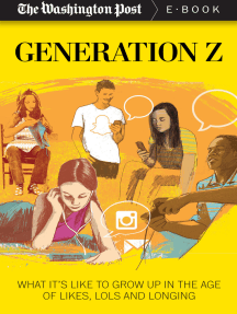 Generation Z: What It's Like to Grow up in the Age of Likes, LOLs and Longing
