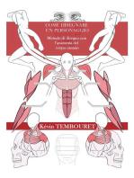 Come disegnare un personaggio - Metodo di disegno con l'anatomia del corpo umano