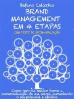 Brand management em 4 etapas: Como gerir da melhor forma a comercialização da sua marca, aumentando o seu potencial e eficácia