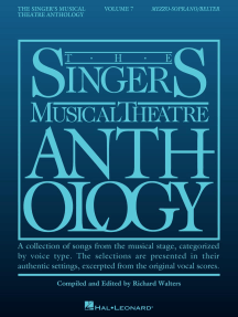 Singer's Musical Theatre Anthology - Volume 7: Mezzo-Soprano/Belter Book Only