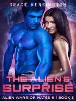 The Alien's Surprise
