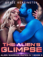The Alien's Glimpse