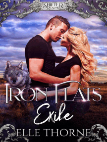 Iron Flats Exile: Shifter Realms, #1