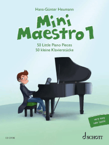 Mini Maestro 1: 50 Little Piano Pieces