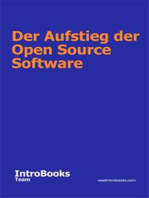 Der Aufstieg der Open Source Software
