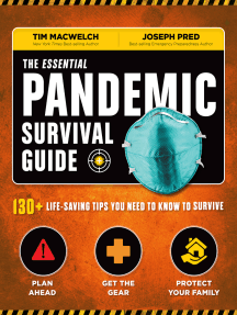 The Essential Pandemic Survival Guide: 154 Ways to Stay Safe