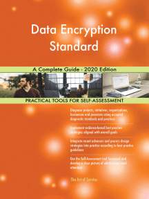 Data Encryption Standard A Complete Guide - 2020 Edition
