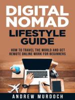 Digital Nomad Lifestyle Guide