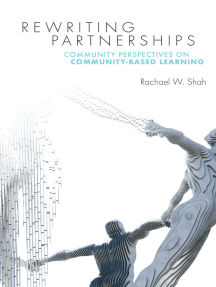 Rewriting Partnerships: Community Perspectives on Community-Based Learning