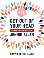 Get Out of Your Head Conversation Cards