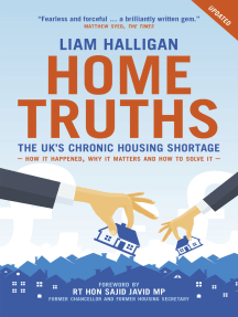 Home Truths: The UK's chronic housing shortage – how it happened, why it matters and the way to solve it