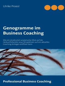 Genogramme im Business Coaching: Wie ein strukturiert-analytischer Blick auf die Herkunftsfamilie neue Perspektiven auf ein aktuelles Coaching Anliegen eröffnen kann