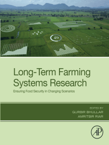Long-Term Farming Systems Research: Ensuring Food Security in Changing Scenarios