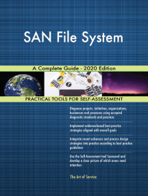 SAN File System A Complete Guide - 2020 Edition