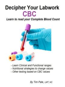 Decipher Your Labwork - CBC: Functional Medicine