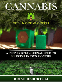 Cannabis Tesla Grow Green: 1, #1