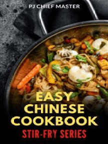 Easy Chinese Cookbook Stir-Fry Series: Chinese Foods Recipes