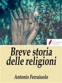 Breve storia della religioni