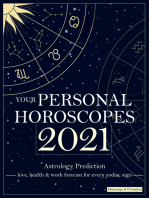 Your Personal Horoscopes 2021