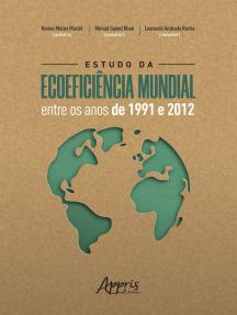 Estudo da Ecoeficiência Mundial entre os Anos de 1991 e 2012