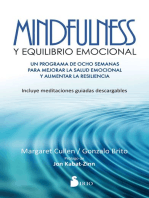 Mindfulness y equilibrio emocional