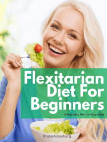 Flexitarian Diet: A Beginner's Step-by-Step Guide With Recipes