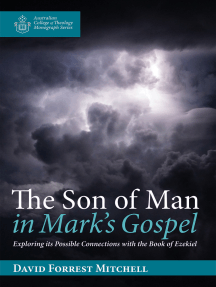 The Son of Man in Mark's Gospel: Exploring its Possible Connections with the Book of Ezekiel