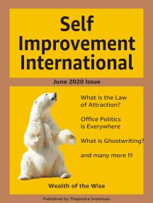 Self Improvement International: June 2020