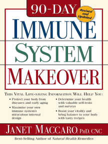 90 Day Immune System Revised: Protect your body from diseases and early aging