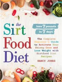 Read The Sirtfood Diet Online By Nancy Jones Books