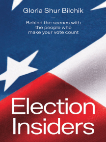 Election Insiders: Behind the scenes with the people who make your vote count