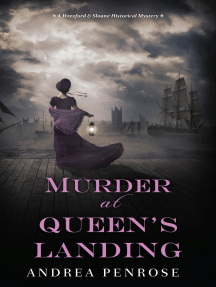 Murder at Queen's Landing: A Captivating Historical Regency Mystery