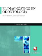 El diagnóstico en odontología