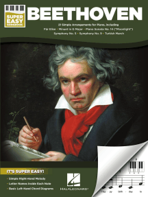 Beethoven - Super Easy Songbook