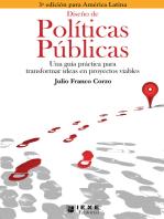 Diseño de Políticas Públicas, 3.a edición: Una guía para transformar ideas en proyectos viables