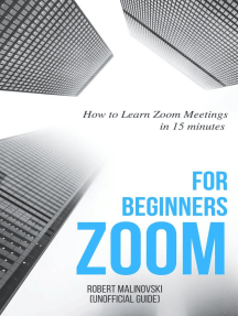 Zoom for Beginners