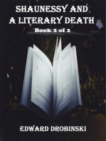 Shaunessy and a Literary Death; Book 2 of 2