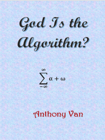 God Is the Algorithm