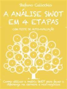 A análise swot em 4 etapas: Como utilizar a matriz SWOT para fazer a diferença na carreira e nos negócios