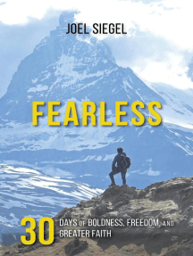 Fearless: 30 Days of Boldness, Freedom, and Greater Faith