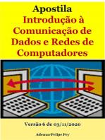 Apostila Introdução À Comunicação De Dados E Redes De Computadores