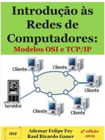 Introdução Às Redes De Computadores: Modelos Osi E Tcp/ip