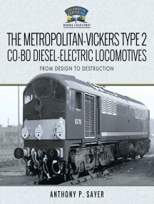 The Metropolitan-Vickers Type 2 Co-Bo Diesel-Electric Locomotives: From Design to Destruction