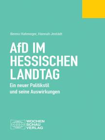 AfD im Hessischen Landtag: Ein neuer Politikstil und seine Auswirkungen