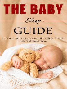 The Sleep Habits In Babies Guide