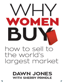 Why Women Buy: How to Sell to the World's Largest Market, how to sell,