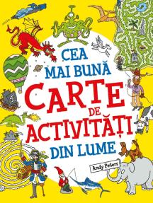 Cea mai bună carte de activitați din lume