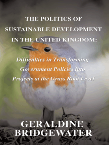The Politics Of Sustainable Development In The United Kingdom